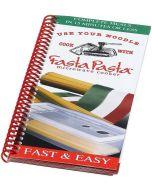 Fasta Pasta Cookbook
