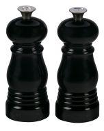 Le Creuset Petite Salt and Pepper Mill Set - Black (MG510-31)
