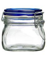 Bormioli Rocco Glass Canning Jar