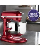 KitchenAid Stand Mixer 7 Quart Professional Bowl Lift