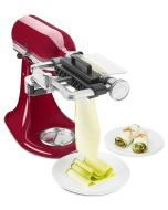 KitchenAid KSMSCA Vegetable Sheet Cutter Attachment for Stand Mixers