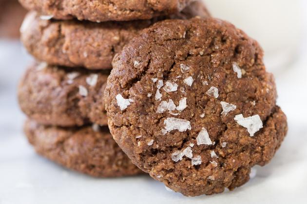KitchenAid Chocolate Tahini Cookie Recipe for Mini Artisan Stand Mixers