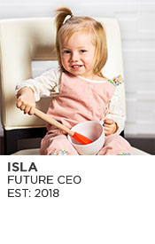 Isla, Future CEO