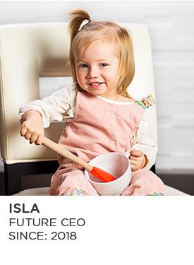 Isla, Future CEO