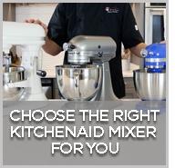 KitchenAid Mixer Model Comparison Article