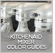 KitchenAid Colors Article and Videos