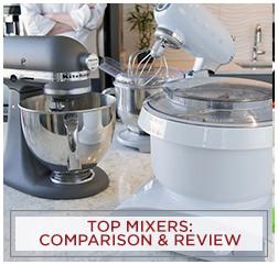 Top Mixer Review