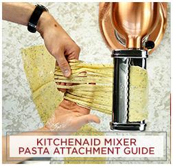 KitchenAid Pasta Attachments