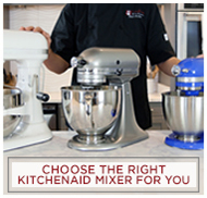Chef's Review: Choosing the Best KitchenAid Mixer for You