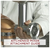 KitchenAid Mixer Attachment Guide