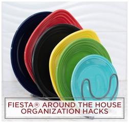 Fiesta Around The House Organization Hacks