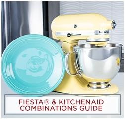 Fiesta & KitchenAid Combinations Guide