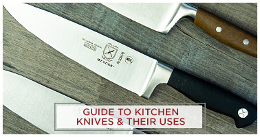 Knife Education - Types of Kitchen Knives and their Uses