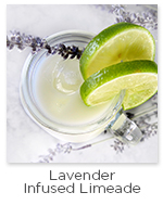 Lavender Infused Limeade