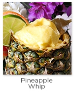 Pineapple Whip with Vitamix