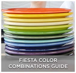 Fiesta Color Combinations Guide
