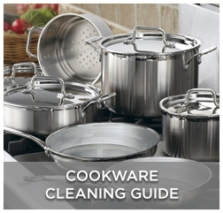 Cookware Cleaning Guide