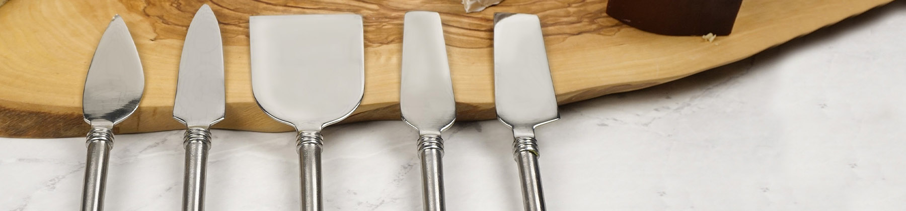 Photo of specialty flatware.