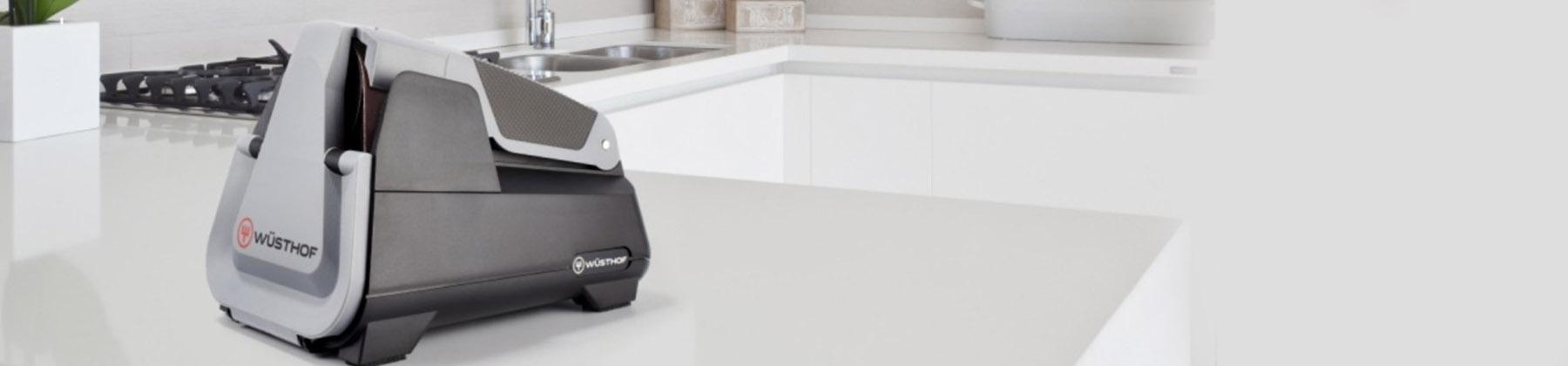 Photo of knife sharpener.