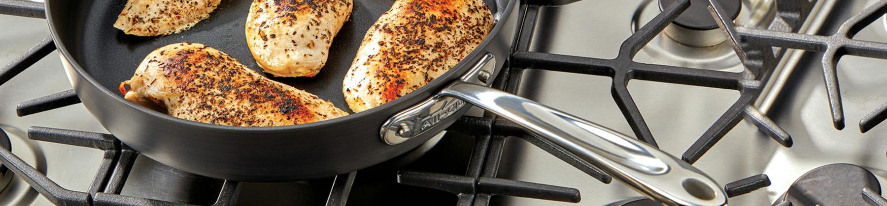 Photo of saute pan.