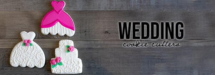 Shop Wedding Cookie Cutters