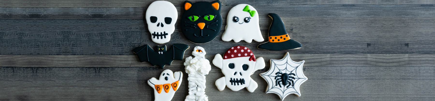 Shop Halloween Cookie Cutters