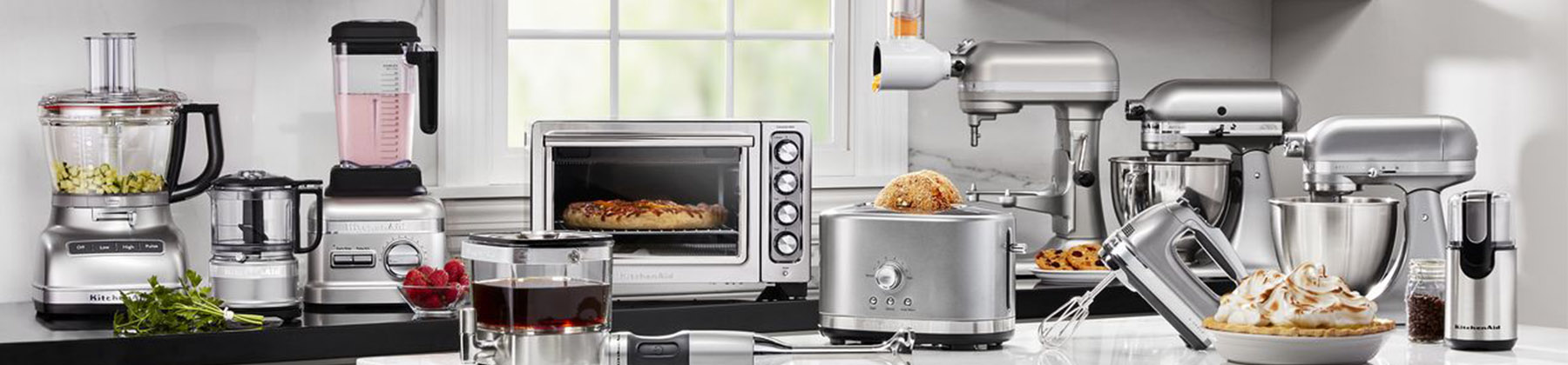 Photo of Nordic Ware bakeware sets.