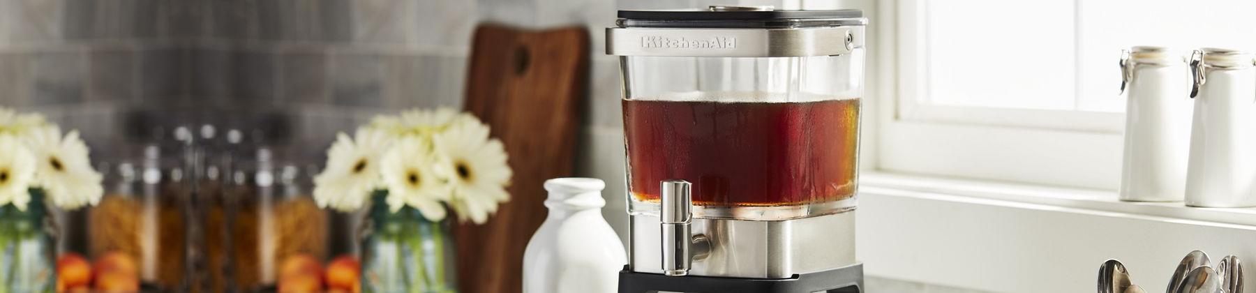 Photo of KitchenAid Coffee Cold Brew Maker.