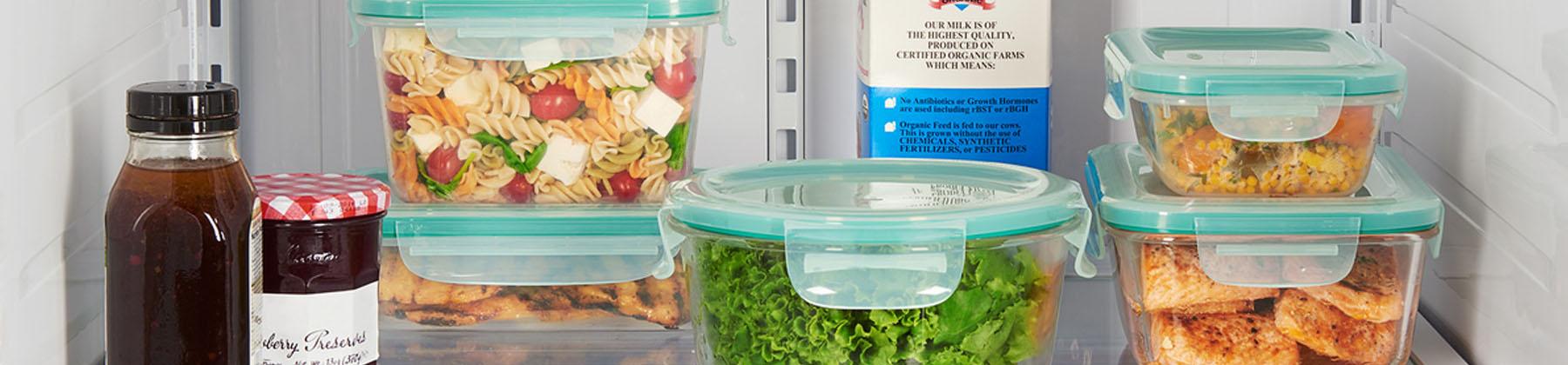 Photo of OXO food storage.